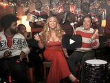 Maria Carey All I want for Christmas is you - Jimmy Fallon