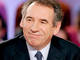 Le Tlvengeur - Franois Bayrou appelle