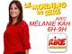 CHANTAL D'AMIENS DANS LE MORNING DU RIRE