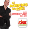 VINCENT AZÉ DANS LE MORNING DU RIRE