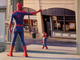 Nouvelle pub Evian - Spiderman rencontre son bébé-Spiderman
