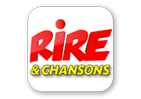 Logo RIRE & CHANSONS